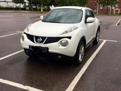 used Nissan Juke 1,5 dci Accenta -12