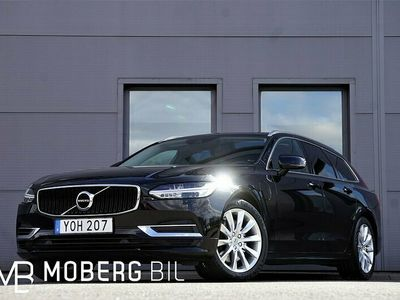 begagnad Volvo V90 T8 TwEn 392hk AWD Advanced Edt. Orrefors LEASBAR