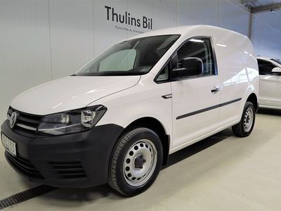 begagnad VW Caddy TDI 122 4M / Drag / Webasto -16