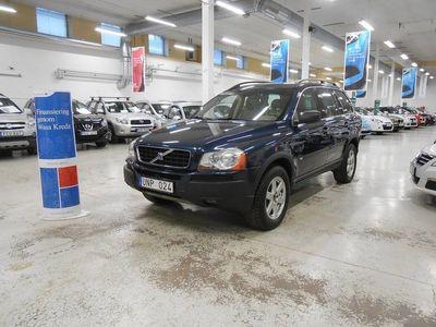 begagnad Volvo XC90 T6 AWD Base Auto Drag 7-sits