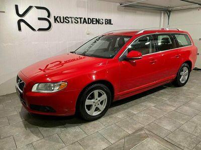begagnad Volvo V70 D3 Geartronic Summum 163hk Dragkrok, Värmare