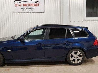 begagnad BMW 320 d EfficientDynamics Edition Touring 1