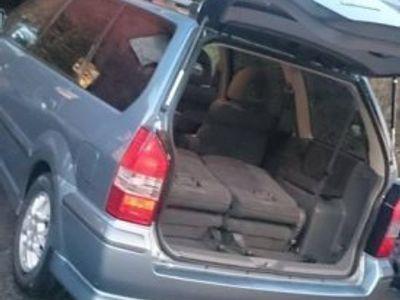 begagnad Mitsubishi Space Wagon