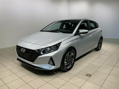 begagnad Hyundai i20 1.25 MPi 84hk Essential