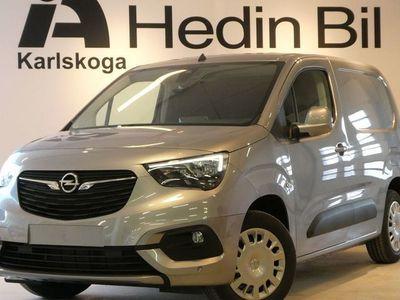 begagnad Opel Combo Launch Edition L1H1 1.5D Navi PDC