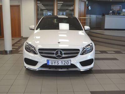 brugt Mercedes C200 200 4MATIC // Allroundhjul // AMG Line