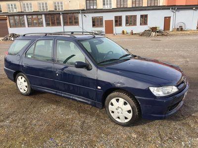 begagnad Peugeot 306 1.8 Besiktigad fynd pris