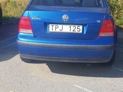 begagnad VW Bora 1.6 -03