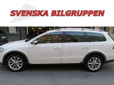 begagnad VW Passat Alltrack 2.0 TDI 4M Prem Aut Drag Värmare