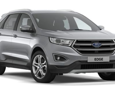 begagnad Ford Edge 2.0TD 210 Titanium A AWD