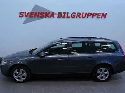 begagnad Volvo V70 2.0 FFV Aux M-värmare Lm S+V-hjul