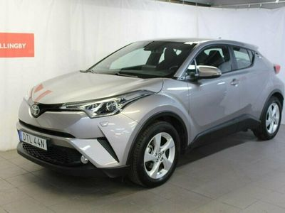 begagnad Toyota C-HR 1.2T Active / V-Hjul