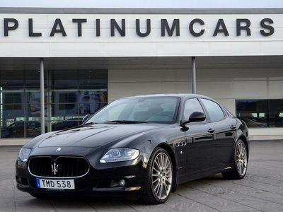begagnad Maserati Quattroporte M139 CB5