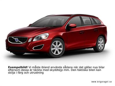 begagnad Volvo V60 D3 Momentum Kombi 2011