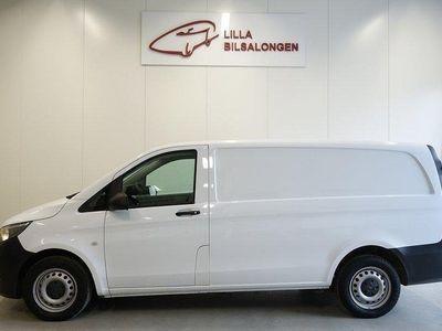 begagnad Mercedes Vito 114 CDI Skåp Lång/Aut/RESE