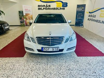 begagnad Mercedes E200 CDI BlueEFFICIENCY Classic 136hk