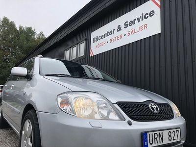 gebraucht Toyota Corolla 1.6l 16200Mil*Svensksåld*Dragk -03