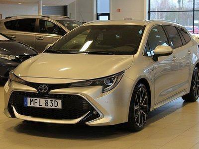 begagnad Toyota Corolla Touring Sports 2.0 Hybrid Exec