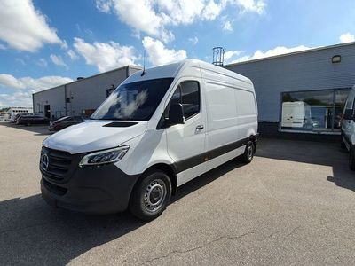 begagnad Mercedes Sprinter 211 CDI FIGHTER