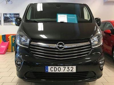 begagnad Opel Vivaro L2H1 1,6 BI turbo Premium