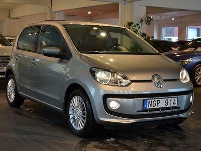 gebraucht VW up! 5-dörrar 1.0 Aut Gps Drive 75 -13