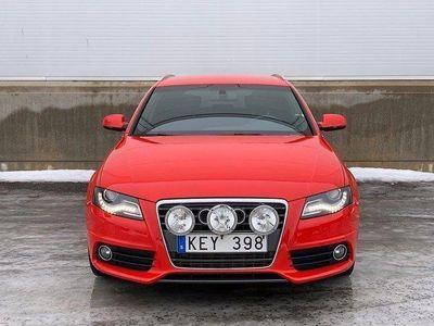 begagnad Audi A4 Avant 2.0 TFSI quattro S-Line, Sport