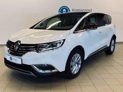 begagnad Renault Espace 1.6 dCi 7-sits 130hk ZEN Edition Nav