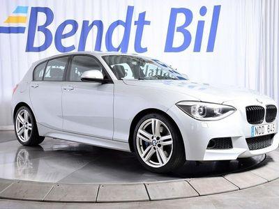 begagnad BMW 118 d 5dr M Sport RÄNTA 2013, Personbil 134 500 kr