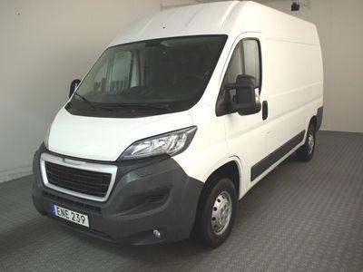 begagnad Peugeot Boxer 2.2 HDI Skåp 2015, Transportbil 165 000 kr