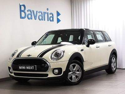 begagnad Mini Cooper Clubman LED Bluetooth Connected