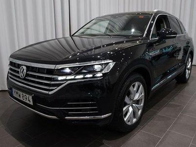 begagnad VW Touareg V6 TDI TipTronic 4Motion 2018, SUV 549 500 kr