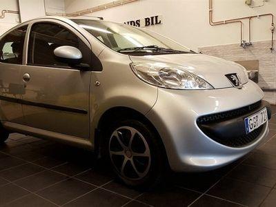begagnad Peugeot 107 1,0 ( 0 Ränta 24 Mån )