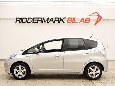 begagnad Honda Jazz 1.3 hybrid 88hk AUT / MOMSBIL / NYSERVAD
