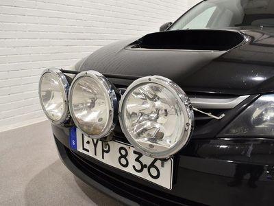 begagnad Subaru Impreza 2.0 D Active 4WD 150hk