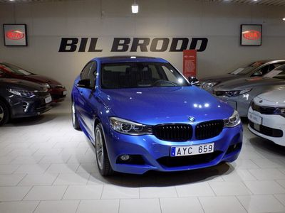 begagnad BMW 320 Gran Turismo d xDrive M Sport Euro 6 184hk