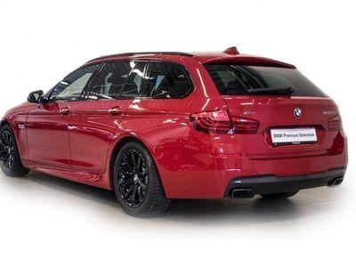 begagnad BMW M550 dA xDrive Fullutrustad