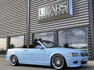 begagnad BMW 330 Cabriolet Ci M-Sport / One Of a Kind!