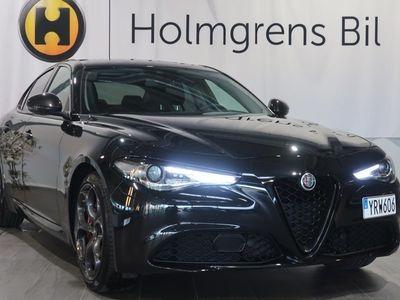 begagnad Alfa Romeo Giulia B-Tech 2.0 200hk ATX RWD