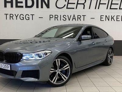 begagnad BMW 630 i Gran Turismo M-sport 258hk V-hjul