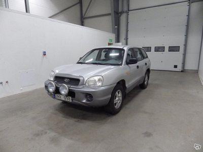 used Hyundai Santa Fe 2.4 4WD 145hk/ ans ordnas -04