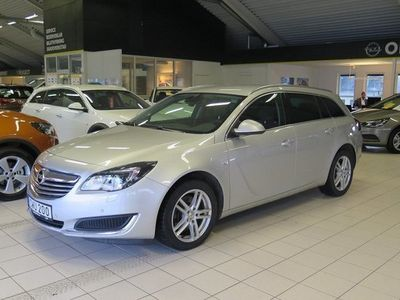begagnad Opel Insignia Sports Tourer 2.0 CDTI 4x4 163hk