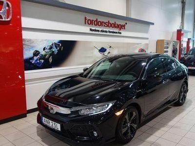 begagnad Honda Civic 1.5 CVT Prestige 2019, Halvkombi 279 000 kr