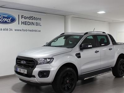 begagnad Ford Ranger Double Cab 2.0 Wildtrak 4x4 Aut 213hk