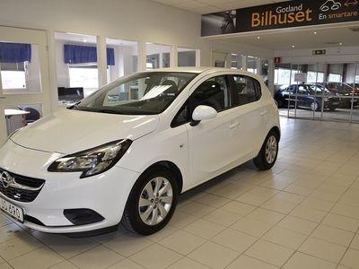 begagnad Opel Corsa 1.4 Enjoy Plus Euro 6 -17