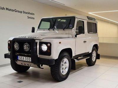 begagnad Land Rover Defender 90