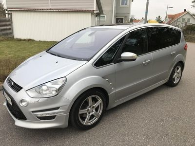 begagnad Ford S-MAX 2.2 TDCi Business Automat 7-sits