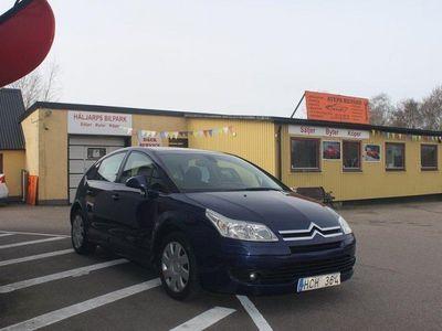 brugt Citroën C4 1.6 HDiF EGS 109hk Automat -07