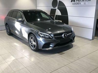gebraucht Mercedes C220 D 4MATIC KOMBI//AMG-Line//