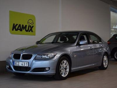 brugt BMW 320 d xDrive Drag Xenon SoV En brukare 184 HK HEMLEVERANS