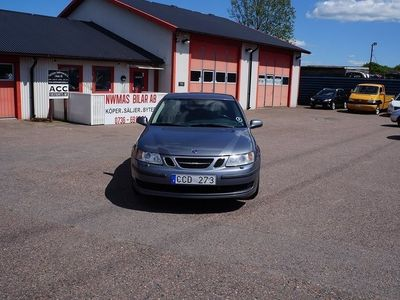 begagnad Saab 9-3 Sport 1.8t Linear 150hk/ Servad/ Bes